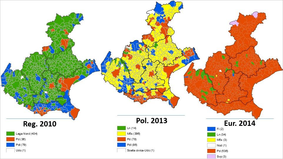 Regionali Veneto: stavolta la sfida � aperta? | CISE