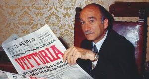 Giorgio Almirante, leader storico del MSI
